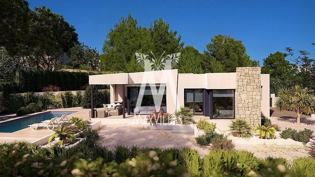 3 bedroom Villa in Benissa  - Max Villas
