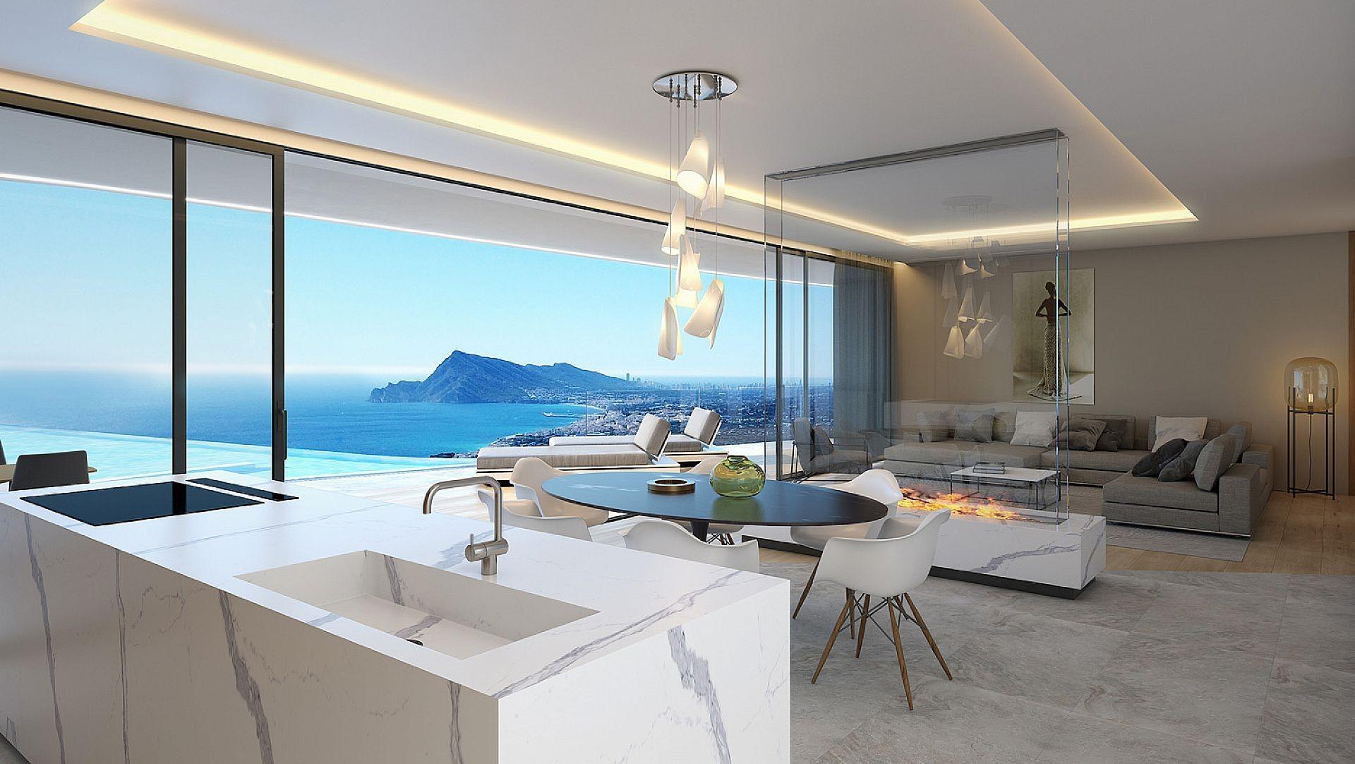4 bedroom Villa in Altea - Max Villas