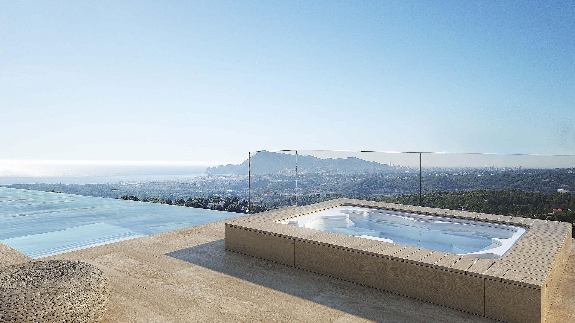 4 Chambre à coucher Villa in Altea - Max Villas