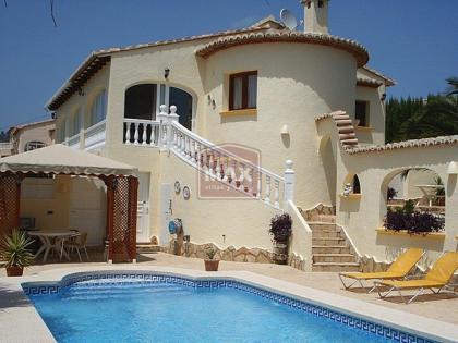 6 slaapkamer villa, Calpe