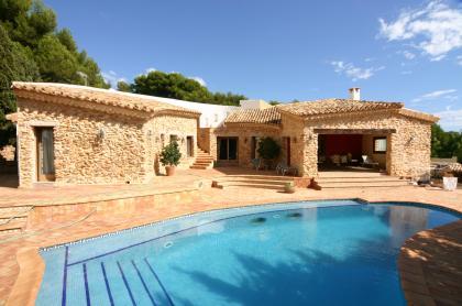 Luxueuze Villa in Finca stijl