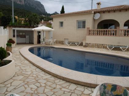 Gelijkvloers villa te koop Spanje