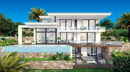 Luxe villa  in Moraira