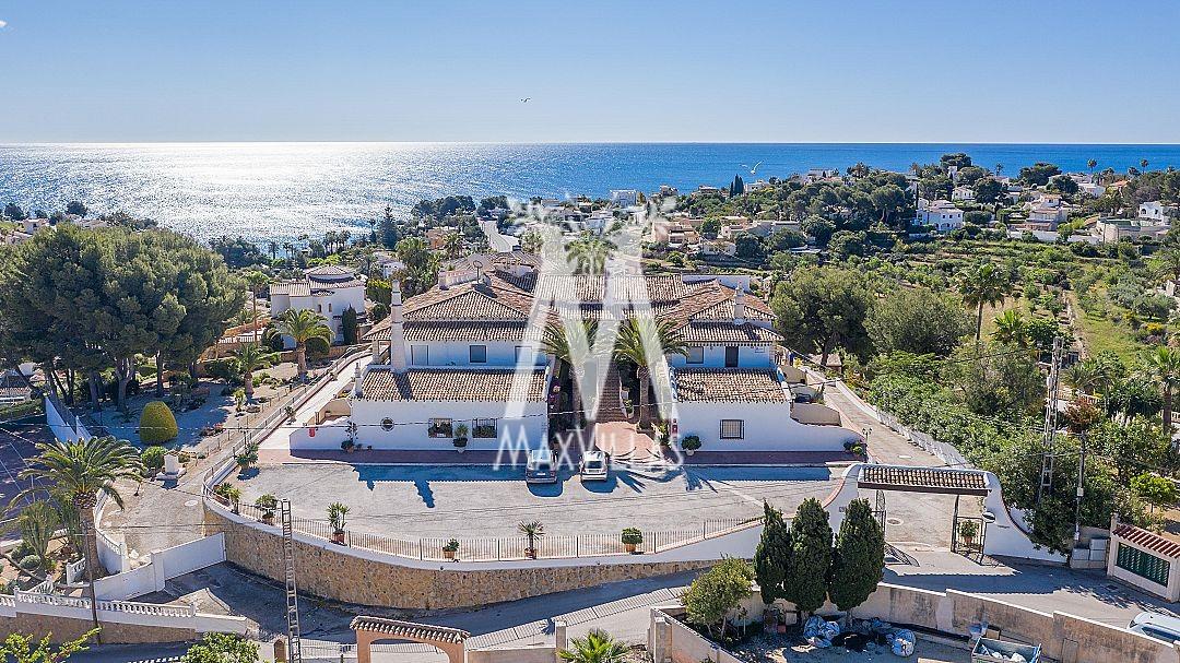 Appartement met prachtig zeezicht, op 500m van het strand van La Fustera - Max Villas