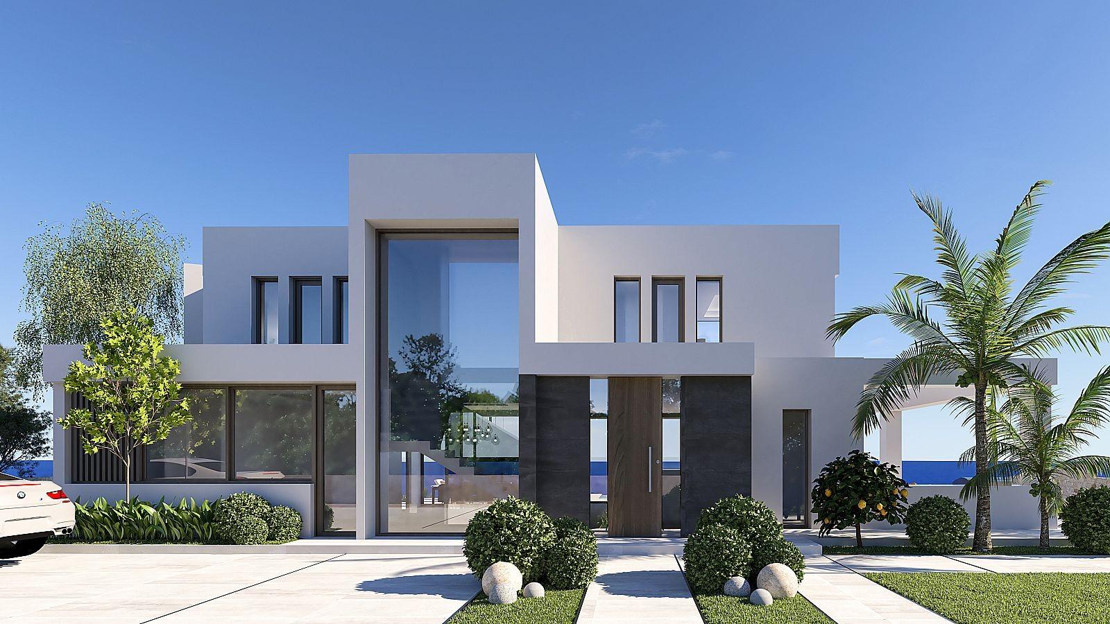 Nieuwbouw Benissa - Max Villas